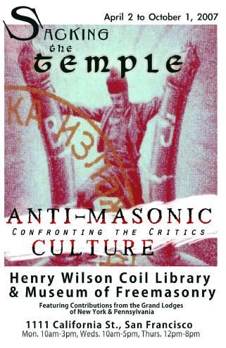 anti masonic