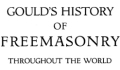 Gould's History of Freemasonry