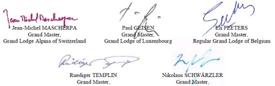 grande loge luxembourg