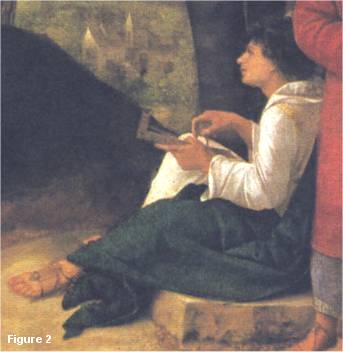 Heredom | Giorgione's Painting The Three Philosophers