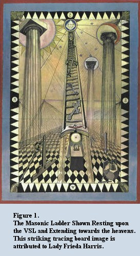 masonic ladder