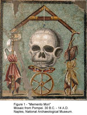 Memento Mori | The symbol of the Skull with Crossed Bones