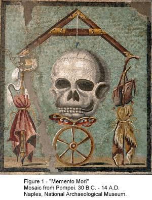 Memento Mori | The symbol of the Skull with Crossed Bones