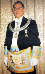 R.W.Bro Morris Levin PDGM,  G.L. of South Africa