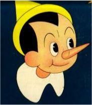 PINOCCHIO, mio Fratello, Pinocchio, mon Frère.