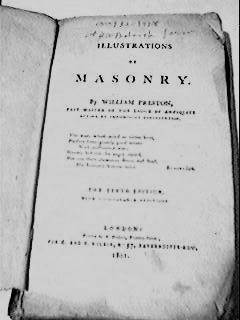 illustrations of masonry by william preston masonic book on line