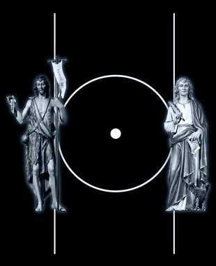 Holy Saints John in Freemasonry